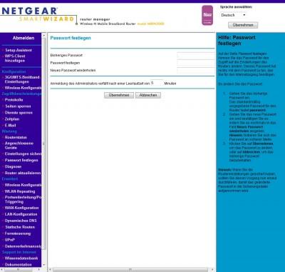 NETGEAR-Router MBRN3000-12