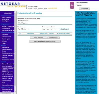 NETGEAR-Router MBRN3000-16