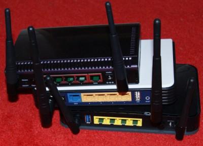 Netgear MBRN3000 4x 100Base-TX