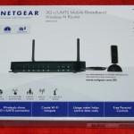 Netgear MBRN3000 4G/3G Router Schachtel