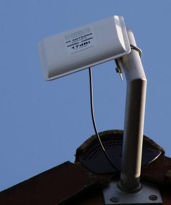 UMTS HSDPA 3G Antenne Panel 17dBi