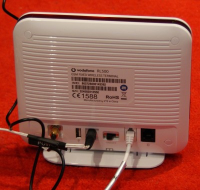 RL500 Voicebox (Vodafone ZTE RL500)