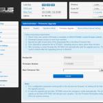ASUS TR-N56U Firmware installieren