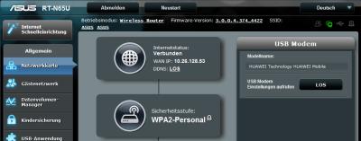 Huawei E3276-ASUS RTN65U