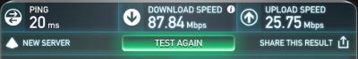 ASUS RT-N65U-LTE4 Geschwindigkeit